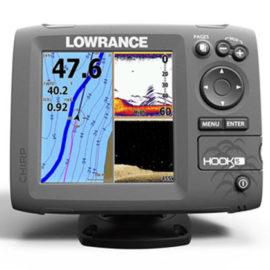Эхолот-навигатор Lowrance HOOK-5