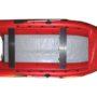 Надувная лодка пвх Фрегат M-430 FM L V