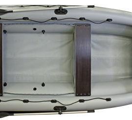 Надувная лодка пвх Фрегат М-480 FM Jet