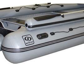 Надувная лодка пвх Фрегат M-550 FM L