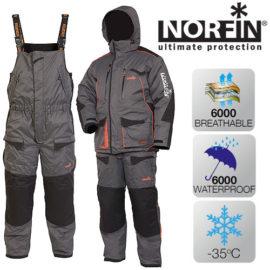 Костюм зимний Norfin DISCOVERY GRAY