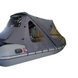 Тент трансформер на лодку Хантер 360