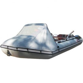 Носовой тент на лодки Хантер 290 А, 310 А, 330 А